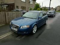 Audi a4 avant tdi se sline kit