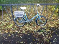 Vintage BSA Folding Bicycle For Sale. Fully Serviced & Ready To Ride. Guaranteed. 3 Speed.