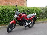 Honda CB125F for sale