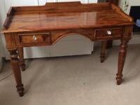 Gorgeous Solid Wooden Writing Desk