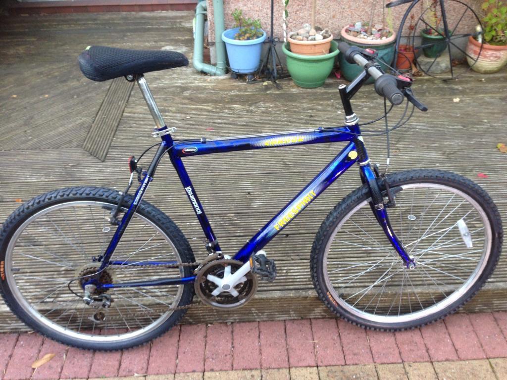 Condor freespirit mountain bike   in Glenrothes, Fife   Gumtree