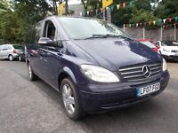 Mercedes-Benz Viano 3.2 Ambiente LWB MPV 5dr AUTO EXTREMELY LOW MILEAGE LEFT HAND DRIVE