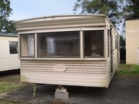 Cosalt Capri FREE DELIVERY 31x10 2 bedrooms over 50 offsite static caravans for sale