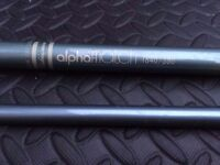 Shakespeare Alpha Carbon Match Fishing Rod - 13ft - VGC - 1840/390