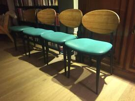 Ercol G plan dining chairs