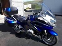 Bmw 1200 RT motorbike top box