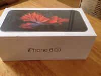 iPhone 6s 64GB Sealed New City Centre not Unlocked on 02 - Will Deliver Belfast Area!