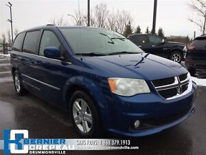 2011 Dodge Grand Caravan Crew **FULL STOW N' GO, CLIM 3 ZONES, M
