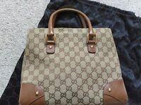 Genuine Gucci handbag, used but excellent condition