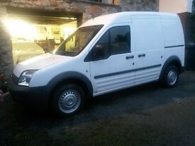 Ford Transit Connect T230LX LWB High Roof
