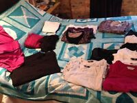 Maternity clothes size 8/small