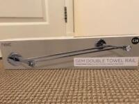 Next bathroom towel rail