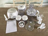 Kenwood FP691A Food Processor with all accessories - as new!