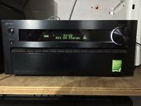 Onkyo TX-NR818 AV Receiver £550 Delivered, Collection Offers,PayPal Or Cash On Collection Welcome
