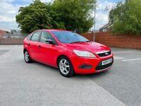 Ford, FOCUS, Hatchback, 2009, Manual, 1560 (cc), 5 doors