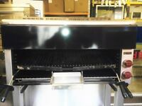 Salamander Grill With Stand - EU90