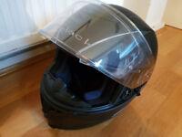 Black Titan Helmet - XL
