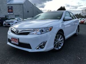 2014 Toyota Camry XLE-ONE OWNER SERVICED HERE!