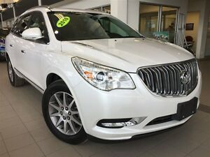 2016 Buick Enclave Leather| Heat Seat/Wheel| Sun| Pwr LGate| Rmt