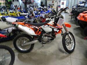 2012 ktm 500 XC-W