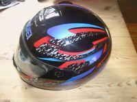 Classic Shoei helmet
