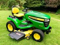 "John Deere X540 Ride On Mower - 48"" Deck - Lawnmower - Kubota/Countax/Honda"