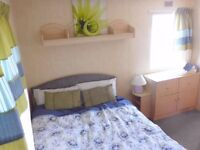 Sussex Coast Caravan Summer Holiday 7nights £580 up to 8 people - Bedding/Towels Included