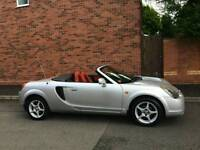 TOYOTA MR2 ROADSTER 2001 CONVERTIBLE