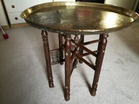Indian table
