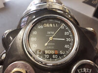 Royal Enfield Bullet 500cc. Late 2000 model with genuine Smiths Speedo. 9 months MOT. Just £2295 ono
