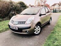 Nissan Note 1.6 16v SE 5dr 2 KEYS,LONG MOT, HPI CLEAR