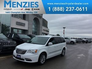2016 Chrysler Town & Country Touring-L, Bluetooth, Backup Cam, C