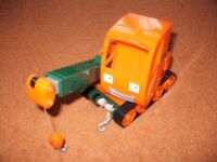 Bob The Builder Friction Gripper toy
