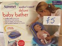 Summer Baby Bath Seat