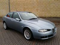 2007 Alfa Romeo 156 2.0 TS Lusso Selespeed - Serviced and MOTed to 07/01/17