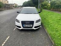 Audi A3 black edition s line