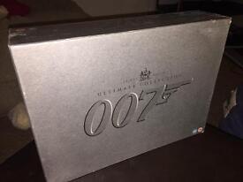 James Bond - Ultimate Collection DVD Box Set