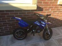 CRX motorcycle 49cc
