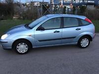 FORD FOCUS 1.8 DIESEL ONLY DONE 60K 1 OWNER FROM NEW LOOKS AND DRIVES LIKE NEW