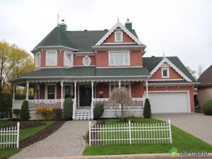 899 000$ - Maison 2 étages à Longueuil (Vieux-Longueuil)