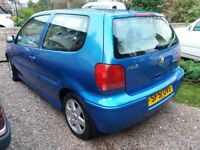 Volkswagen Polo 1.4 tdi £30 tax low miles