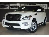 2015 Infiniti QX80 Navi  7 Pass  CPO from 2.9% & CPO Warranty IN Markham / York Region Toronto (GTA) Preview