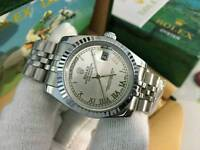 New Swiss Men's Rolex Oyster Day Date Perpetual Automatic Watch