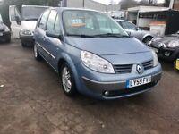 ✅ 2005 (55) Renault Scenic 1.6 VVT Privilege 5dr ✅