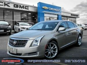 2014 Cadillac XTS Premium Collection AWD - $198.62 B/W