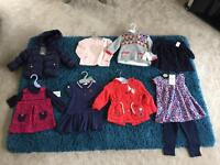 Brand new girls' clothes