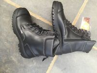 Mens Work Boots Golliath Size 8 New
