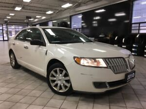 2010 Lincoln MKZ FWD MOONROOF LEATHER REMOTE STARTER