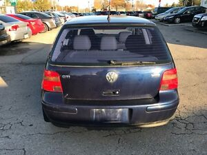 2003 Volkswagen GTI VR6 - 6MT - Leather - ONLY 88KM London Ontario image 9