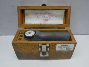 Barber-Colman Impressor Hardness Tester - We Buy and Sell Calibrating Tools - 110905 - OR1022405